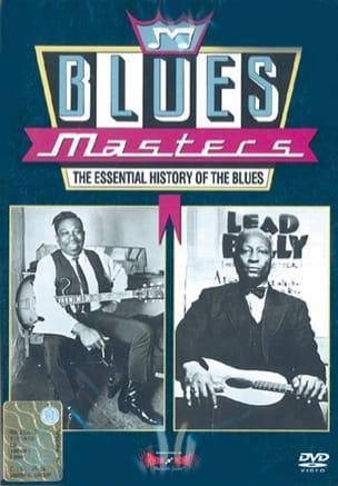 DVD - Blues Masters - Partition - di-arezzo.fr
