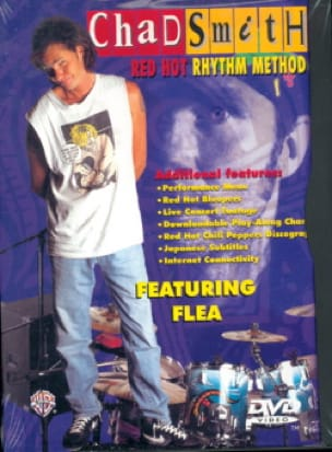 Smith Chad (Red Hot Chili Peppers) - DVD - Red Hot Rhythm Method - Sheet Music - di-arezzo.com