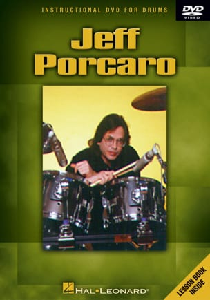 Jeff Porcaro - DVD - Jeff Porcaro - Sheet Music - di-arezzo.co.uk