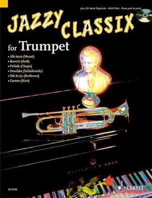 Jazzy Classix - Partition - Trompette - laflutedepan.com
