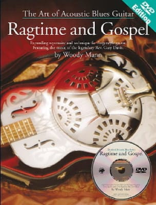 Woody Mann - Ragtime And Gospel - Partition - di-arezzo.fr