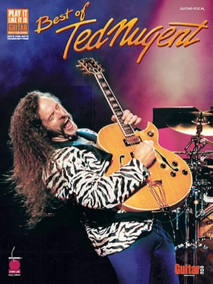 Ted Nugent - Best Of Ted Nugent - Partition - di-arezzo.fr