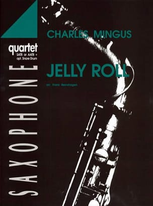Charles Mingus - Jelly Roll - Sheet Music - di-arezzo.co.uk