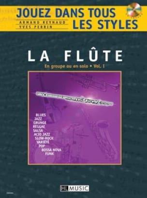Jouez dans Tous les Styles Volume 1 - Flûte traversière - laflutedepan.com