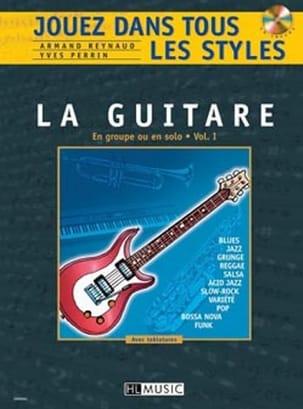 Jouez dans Tous les Styles Volume 1 - Guitare - laflutedepan.com