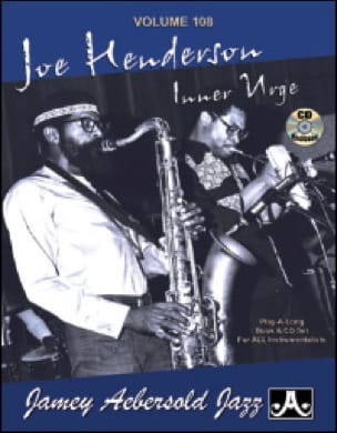 METHODE AEBERSOLD - Volume 108 - Joe Henderson - Sheet Music - di-arezzo.co.uk