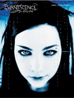 Fallen Evanescence Partition Pop / Rock - laflutedepan