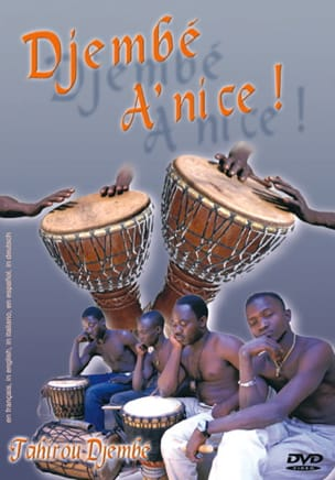 Patrick Kersalé - DVD - Djembe A 'Nice - Sheet Music - di-arezzo.co.uk