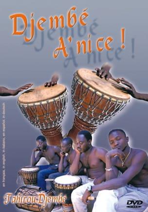 Patrick Kersalé - DVD - Djembe A 'Nice - Sheet Music - di-arezzo.com