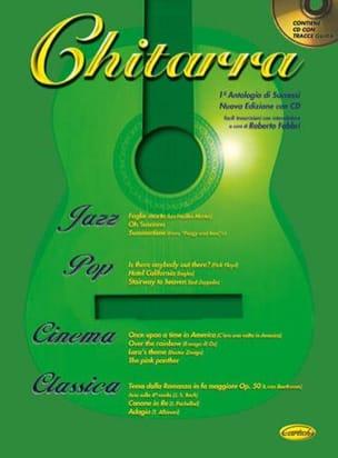 Chitarra 1e Antologia Di Successi - Partition - laflutedepan.com