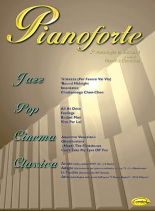 Pianoforte Volume 5 - Partition - laflutedepan.com