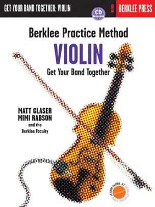 Get Your Band Together - Glaser M. / Rabson M. - laflutedepan.com