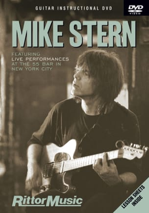 Mike Stern - DVD - Live Performances - Sheet Music - di-arezzo.co.uk
