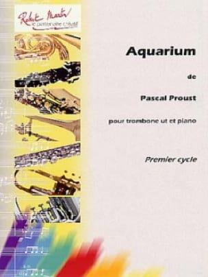 Pascal Proust - Aquarium - Partition - di-arezzo.fr
