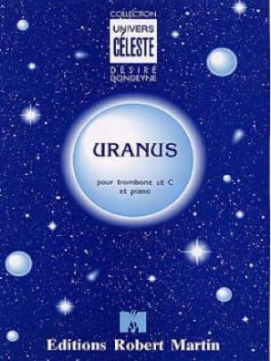 Désiré Dondeyne - Uranus - Partition - di-arezzo.fr