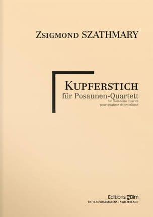 Zsigmond Szathmáry - Kupferstich - Sheet Music - di-arezzo.com