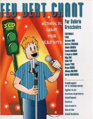 Valérie Graschaire - Feu Vert Chant - Partition - di-arezzo.fr