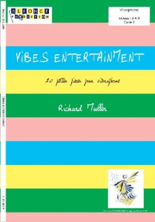 Richard Muller - Vibes Entertainment - Partition - di-arezzo.fr