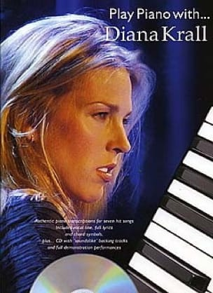 Diana Krall - Play Piano With ... Diana Krall - Partition - di-arezzo.com