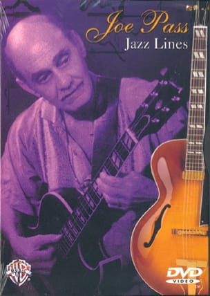 Joe Pass - DVD - Jazz Lines - Sheet Music - di-arezzo.co.uk