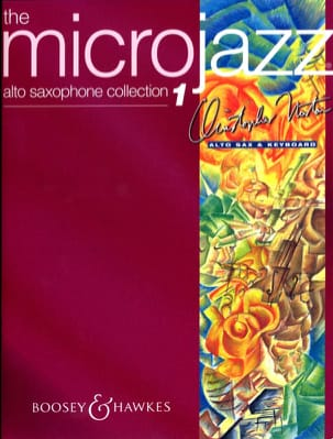 Microjazz For Alto Saxophone Collection 1 laflutedepan