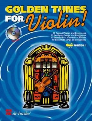 Golden Tunes For Violin - Partition - di-arezzo.fr