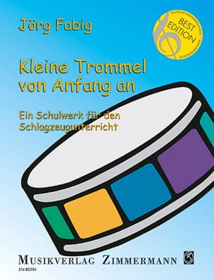 Jörg Fabig - Kleine Trommel Von Anfang An - Sheet Music - di-arezzo.co.uk