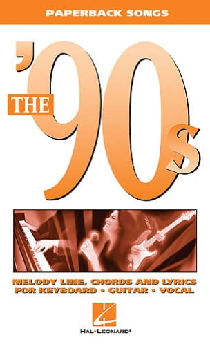 - Paperback songs - The '90s - Partitura - di-arezzo.es