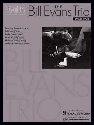 Bill Evans - The Bill Evans Trio - Volume 3 1968-1974 - Noten - di-arezzo.de