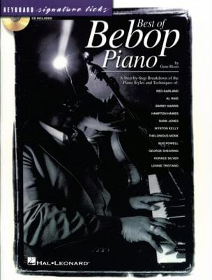 Best Of Bebop Piano - Partition - Jazz - laflutedepan.com