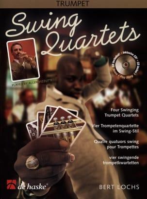 Bert Lochs - Swing quartets - Sheet Music - di-arezzo.co.uk