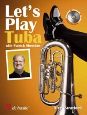 Dizzy Stratford - Let's Play Tuba - Sheet Music - di-arezzo.co.uk