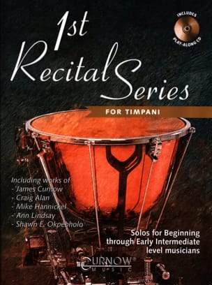 1st Recital series Partition Timbales - laflutedepan