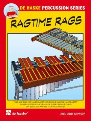 - Ragtime Rags - Quartet - Sheet Music - di-arezzo.co.uk