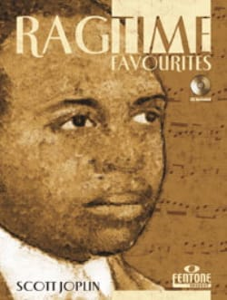 Scott Joplin - Ragtime Favorites - Partition - di-arezzo.fr