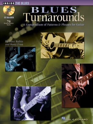 Blues Turnarounds - Rubin D. / Rusty Z. - Partition - laflutedepan.com