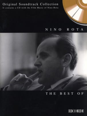 Nino Rota - The Best Of - Sheet Music - di-arezzo.com
