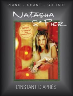Natasha St-Pier - The Instant of After - Sheet Music - di-arezzo.com