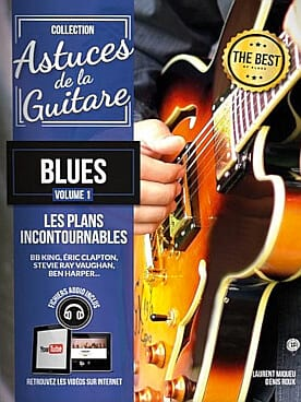 COUP DE POUCE - Astuces de la guitare blues volume 1 - Sheet Music - di-arezzo.co.uk