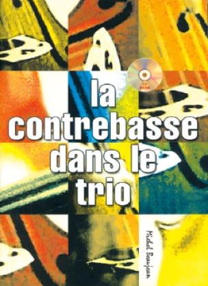 La Contrebasse dans le Trio Michel Beaujean Partition laflutedepan