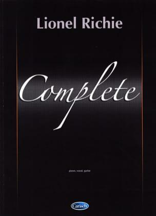 Lionel Richie - Lionel Richie Complete - Sheet Music - di-arezzo.com