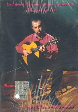 Oscar Herrero - DVD - Flamenca Guitarra Paso A Paso Volume 7 Booklet - Sheet Music - di-arezzo.co.uk