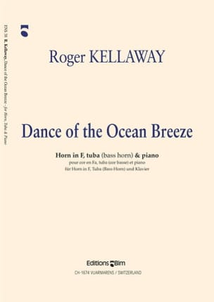 Dance Of The Ocean Breeze Roger Kellaway Partition laflutedepan