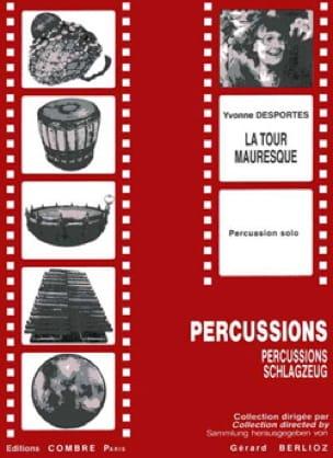 La Tour Mauresque - Yvonne Desportes - Partition - laflutedepan.com