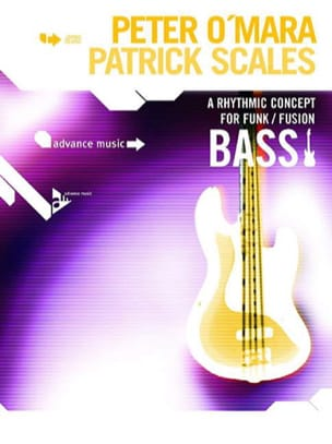 O' Mara Peter / Scales Patrick - A Rhythmic Concept For Funk / Bass Fusion - Partition - di-arezzo.com