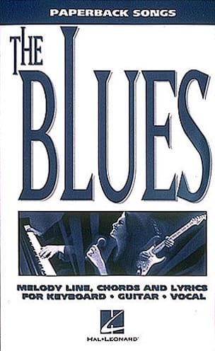 - Paperback songs - The Blues - Partition - di-arezzo.fr