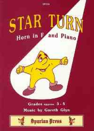 Gareth Glyn - Star Turn - Partition - di-arezzo.fr