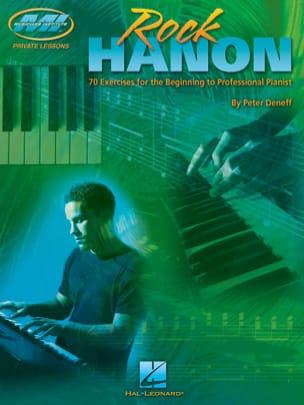 Peter Deneff - Rock Hanon - Partition - di-arezzo.fr