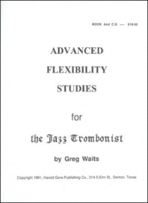 METHODE AEBERSOLD - Advanced Flexibility Studies For The Jazz Trombonist - Sheet Music - di-arezzo.co.uk