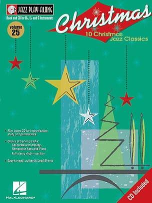 - Jazz play-along volume 25 - Christmas Jazz - Sheet Music - di-arezzo.com